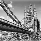 London Tower Bridge by flashcompact