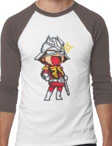 Char Aznable Men's Baseball ¾ T-Shirt