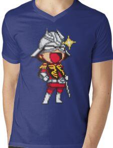 Char Aznable Mens V-Neck T-Shirt