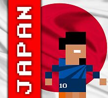 World Cup 2014 - Japan by pixsoccer