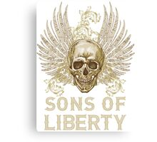 Sons of Liberty Canvas Print