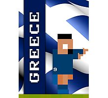 World Cup 2014 - Greece Photographic Print