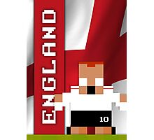 World Cup 2014 - England Photographic Print