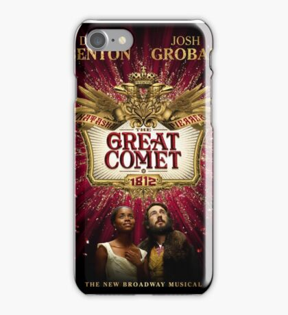 Natasha, Pierre and the Great Comet of 1812 iPhone Case/Skin