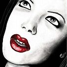 Shirley Manson by lindsycarranza