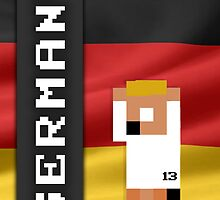 World Cup 2014 - Germany by pixsoccer
