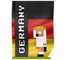 World Cup 2014 - Germany Poster