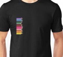 Colored Pencils Unisex T-Shirt