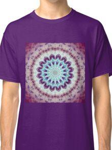 Mandala of Peace - Abstract Fractal Artwork Classic T-Shirt