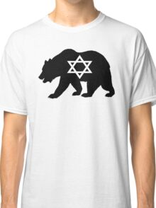 Bear Jew Classic T-Shirt