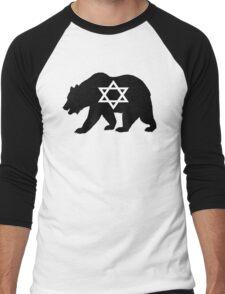 Bear Jew Men's Baseball ¾ T-Shirt