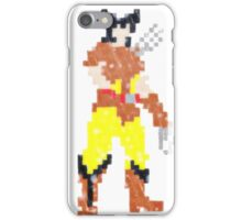 8 bit logan iPhone Case/Skin
