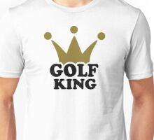 Golf King crown Unisex T-Shirt