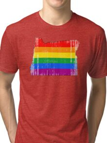 Oregon Pride Tri-blend T-Shirt