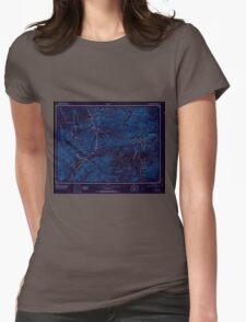 USGS TOPO Map Alaska AK Healy 360917 1951 250000 Inverted T-Shirt