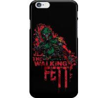 THE WALKING FETT 2 iPhone Case/Skin