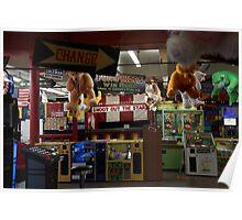 Redondo Beach Arcade 2 Poster