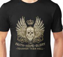 Faith - Hope - Glory Unisex T-Shirt