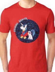 ShiningArmourGlitter Unisex T-Shirt