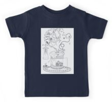Sewing studio - Magical home Kids Tee