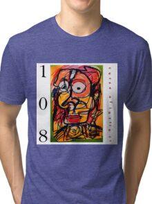 108 curse of instinct Tri-blend T-Shirt