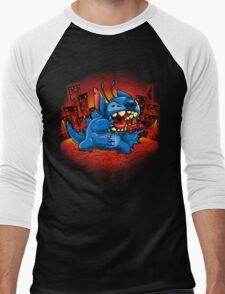 Stitchzilla Men's Baseball ¾ T-Shirt