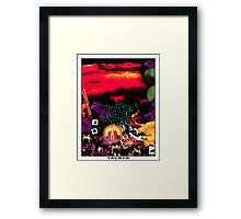 Astrology Series: Taurus Framed Print