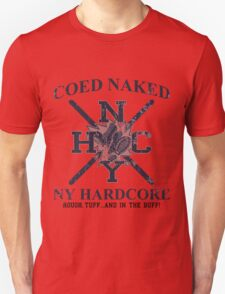 Coed Naked NYHC T-Shirt