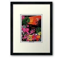 Astrology Series: Aries Framed Print