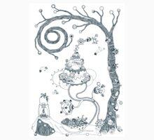 Garden party - Magical home One Piece - Short Sleeve