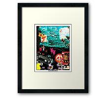 Astrology Series: Gemini Framed Print