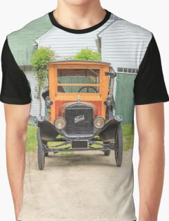 Model T Ford Graphic T-Shirt