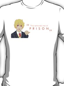 Thugisa 50% Off! - Reminds Me of Prison T-Shirt