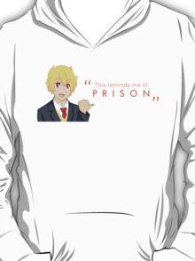 Thugisa 50% Off! - Reminds Me of Prison T-Shirt