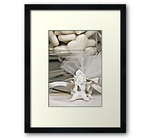 Celebration Angel Framed Print