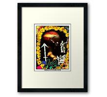 Astrology Series: Sagittarius Framed Print