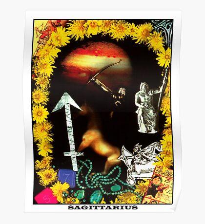 Astrology Series: Sagittarius Poster