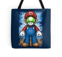 Plumber of Man Tote Bag