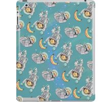 Space Critters - Hamster and Monkey iPad Case/Skin