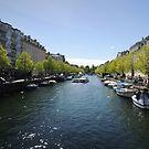 Drifting Away (Copenhagen 2014)  by CreativeEm