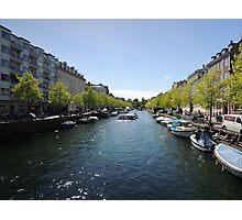 Drifting Away (Copenhagen 2014)  Photographic Print