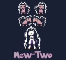 Mew-Two by Kitsuneace