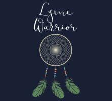 Lyme Warrior  Kids Tee