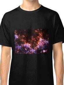 Fireworks - Abstract Fractal Artwork Classic T-Shirt