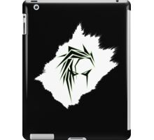 The Joker tribal vector ipad case iPad Case/Skin