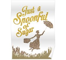 Spoonful of sugar Poster