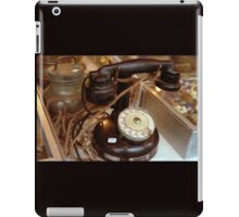 Phone Rue Cler iPad Case/Skin