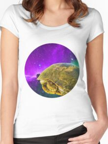Far Out Women's Fitted Scoop T-Shirt