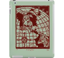 An Earth of Foxes iPad Case/Skin
