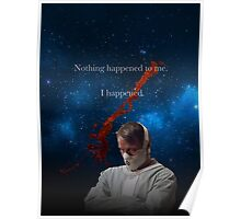 Nothing Happened to me. Poster